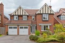5 bedroom Detached property for sale in Eaves Close, Addlestone...