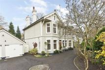 Detached home in Dartnell Park Road...