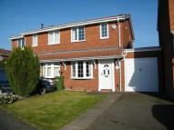 2 bedroom semi detached house for sale in Redwood Way, Willenhall...