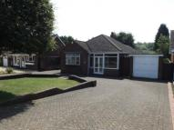 Bungalow for sale in Hunts Lane, Willenhall...