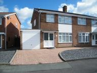 3 bed semi detached house in Beccles Drive...