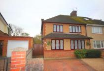 3 bedroom semi detached house for sale in Honey Hill Road, Bedford...