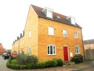 End of Terrace house for sale in Russet Close, Bedford...