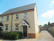 2 bedroom semi detached property in Eagle Way, Harrold...