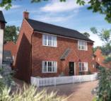 4 bed new property in Buckingham...