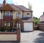 semi detached home in Himley Crescent...