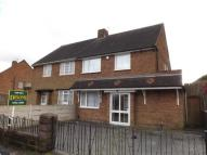 semi detached home in Beach Avenue, Bilston...
