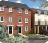 3 bedroom new property in Tilia Park, Dunstable...