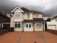 Detached house in Dunstable Road, Luton...