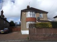 Detached property in St. Albans Hill...