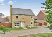 Detached house for sale in Hopcrofts Meadow...
