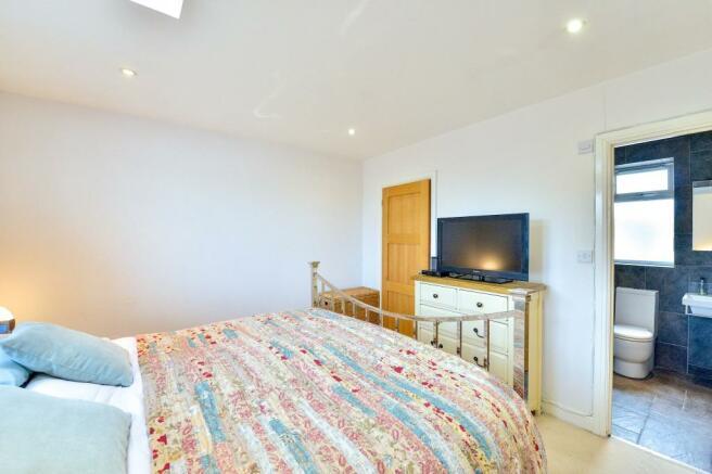 Bedroom One.