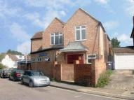 Detached house in Florence Street, Hitchin...