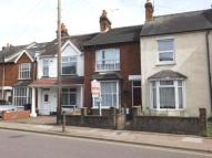 Terraced property in Grove Road, Hitchin...