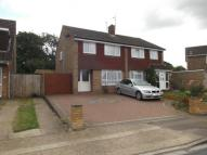 3 bed semi detached home in Redhill Road, Hitchin...