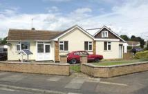 2 bed Bungalow in Parklands Crescent...