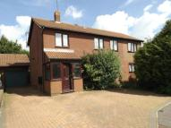 5 bedroom Detached house in Cubbington Close, Luton...