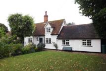 2 bed Detached house for sale in High Street, Hinxworth...