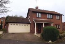 5 bedroom Detached property for sale in Stoneleigh Close, Luton...