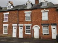 Terraced property in Weston Road, Olney...