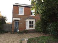 3 bed semi detached property in Bedford Road, Turvey...