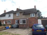 semi detached house in Council Street, Bozeat...