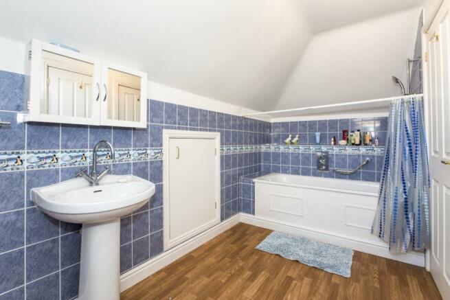 Family Bathroom Two