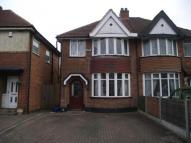 semi detached house for sale in Yew Tree Lane, Yardley...