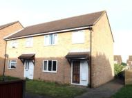 3 bed End of Terrace house in Crown Walk, Eaton Socon...