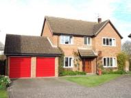 Detached house for sale in Castle Gardens...