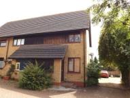 2 bedroom semi detached home in Thrupp Close...