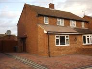 semi detached home for sale in Mossbank Avenue, Luton...