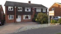 4 bedroom semi detached property for sale in Jenkinson Road...