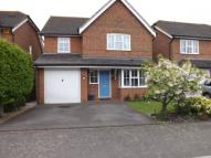 Detached house in Molloy Road, Shadoxhurst...