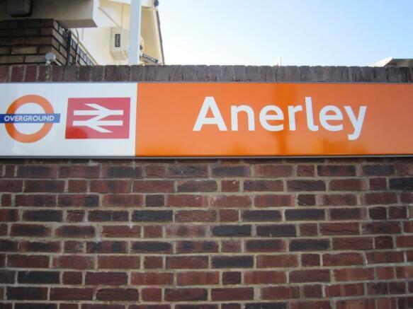 Anerley station