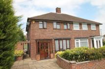 Greenview Avenue semi detached house for sale