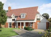 4 bed new property for sale in Hall Place, Hoath...