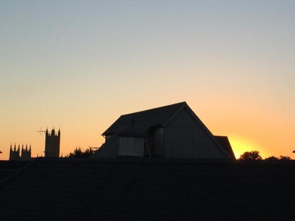 Cathedral Sunrise
