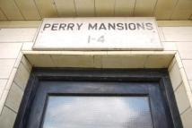 Flat in Perry Mansions...