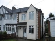 3 bed semi detached house for sale in Winsford Road, London