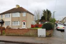 semi detached property for sale in College Road, Swanley...