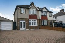 Sidcup Road semi detached property for sale