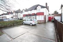 semi detached house in Sidcup Road, London