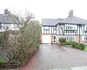 semi detached property in Crown Woods Way...
