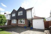 semi detached property for sale in Packmores Road...