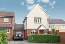 3 bed Detached home in Maritime Gate, Gravesend...