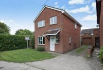 4 bedroom Detached home in Chadwick Close...
