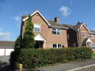 4 bed Detached house in Coltsfoot Drive...
