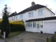 semi detached home in Luffman Road, Grove Park