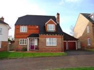 4 bedroom Detached property for sale in Shaw Close, Maidstone...